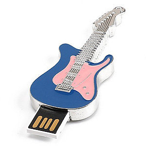 Флешка USB 2.0 Гитара