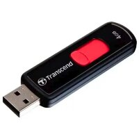 Флешка 4 Гб USB 2.0 Transcend JetFlash 500