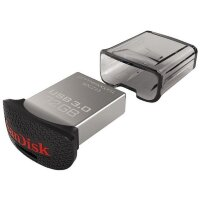 Флешка USB 3.0 SanDisk Ultra Fit (32 ГБ)