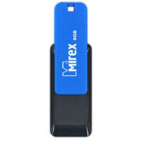 Флешка USB 2.0 Mirex City (8 ГБ)