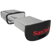 Флешка USB 3.0 SanDisk Ultra Fit (64 ГБ)