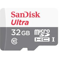 Карта MicroSD 32 ГБ SanDisk Ultra Android UHS-I, 80 Mb*s