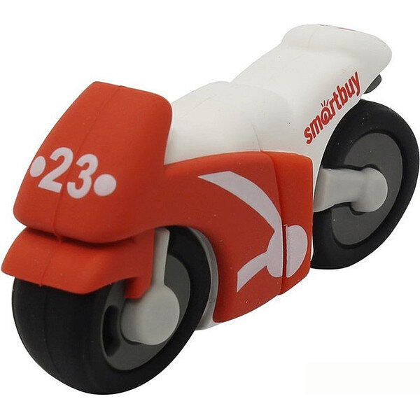 Флешка USB 2.0 SmartBuy Bike (32 ГБ)