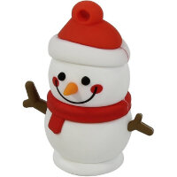 Флешка USB 2.0 SmartBuy Snow Paul (32 ГБ)