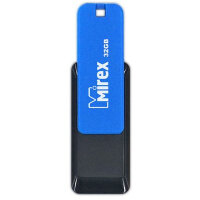 Флешка USB 2.0 Mirex City (32 ГБ)