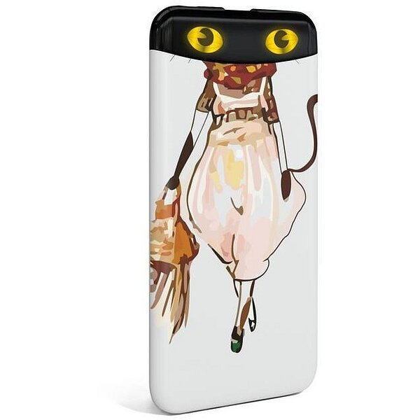 Power Bank Hiper EP6600 Lady Cat 6600 mAh
