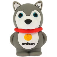 Флешка USB 2.0 SmartBuy Dog (32 ГБ)