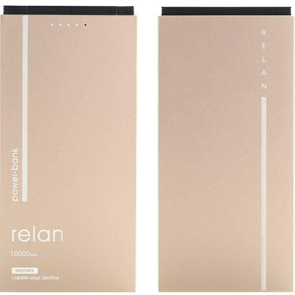 PowerBank Remax Relan RPP-65 10000 mAh