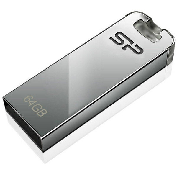 Флешка USB 2.0 Silicon Power Touch T03 (64 ГБ)