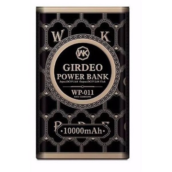PowerBank WK Giedeo WP-011 10000 mAh