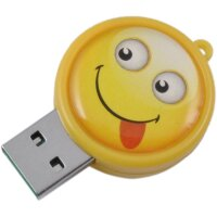 Картридер USB 2.0 CBR CR Smile
