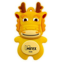 Флешка USB 2.0 Mirex Dragon (8 ГБ)