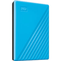 Внешний HDD 2 ТБ Western Digital My Passport USB 3.0