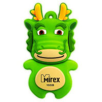 Флешка USB 2.0 Mirex Dragon (16 ГБ)